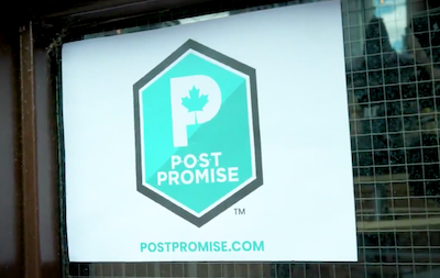 Labatt Breweries supports the POST Promise