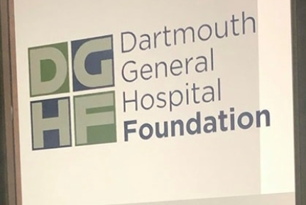 Dartmouth General Hospital Foundation makes the POST Promise